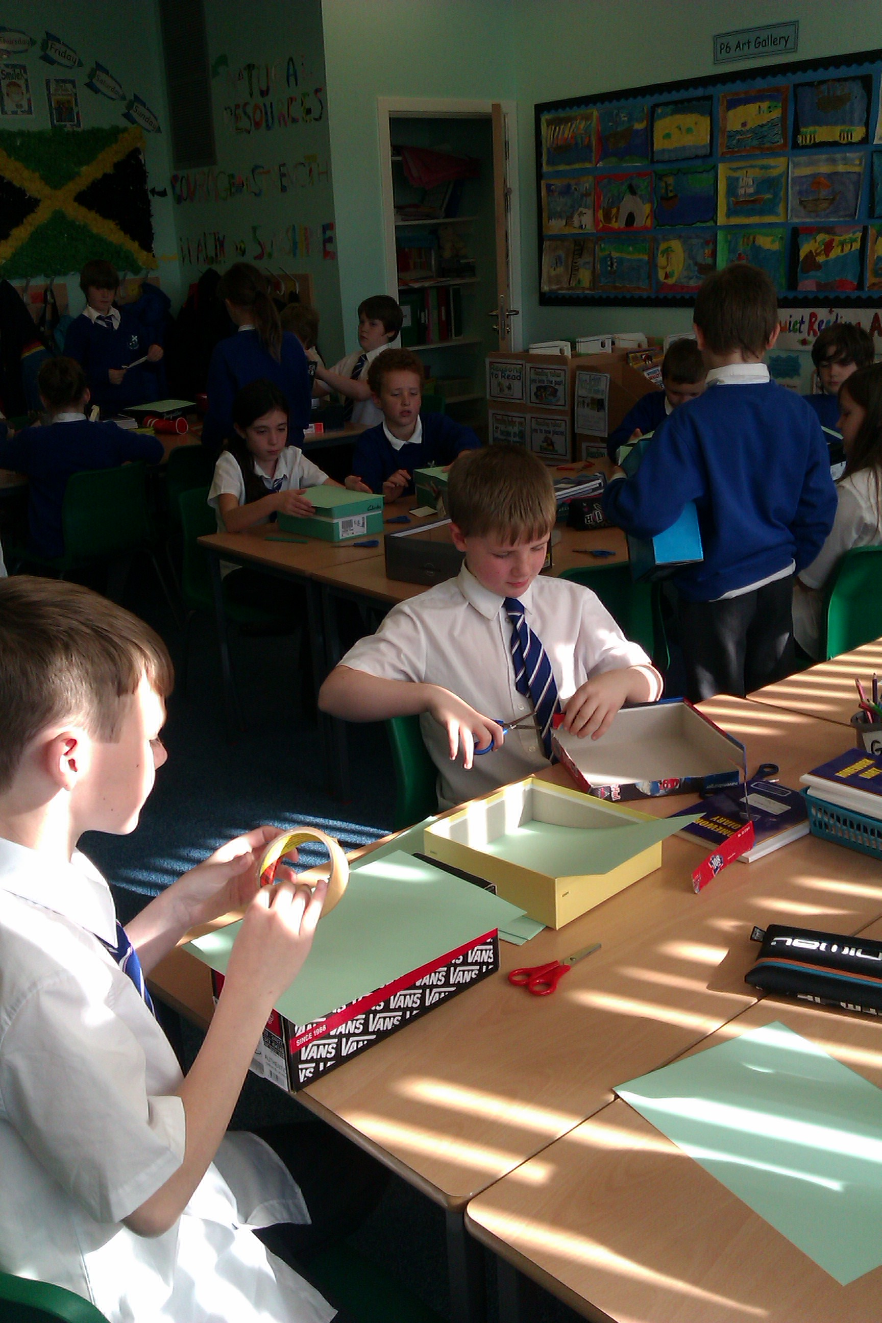 P6a Pirates Project